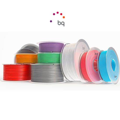 filamento PLA BQ
