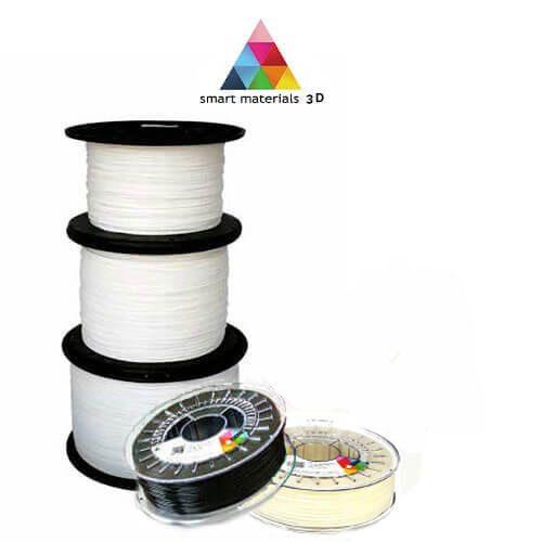 logo smart material bobinas grandes de filamento técnico