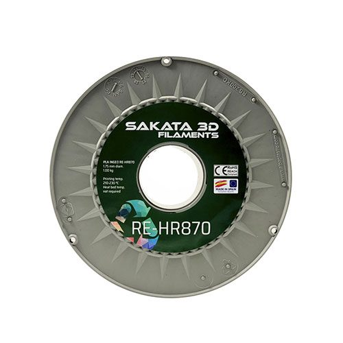 Filamento sakata refamily pla hr870 175mm 750gr