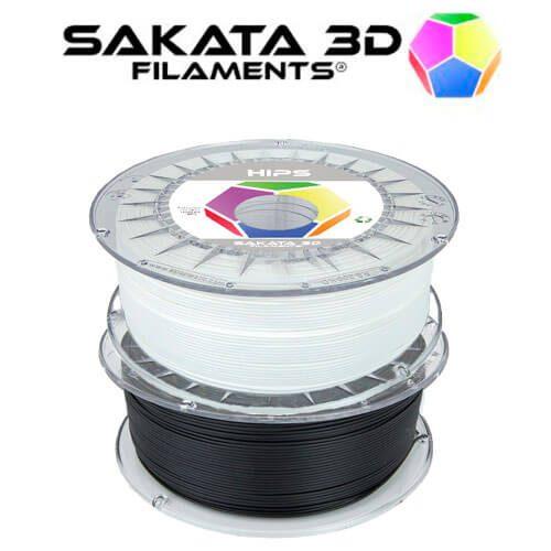logo sakata 3D filamento técnico
