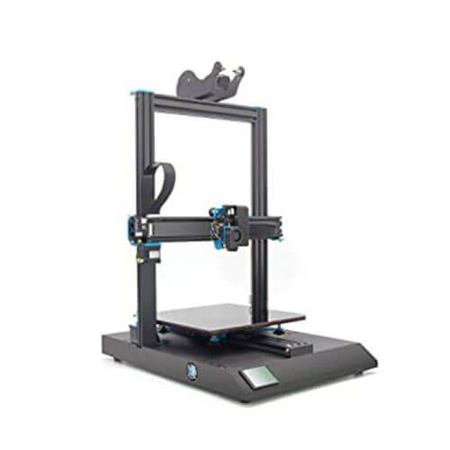 Impresora 3D Artillery 3d Sidewinder X1 lateral derecho