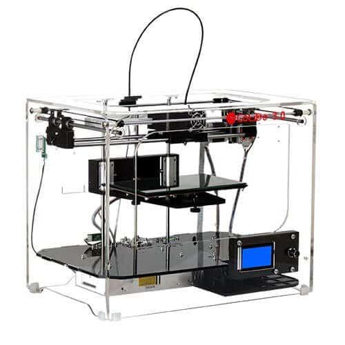 Impresora 3D CoLiDo 3.0 wifi Lateral Derecho