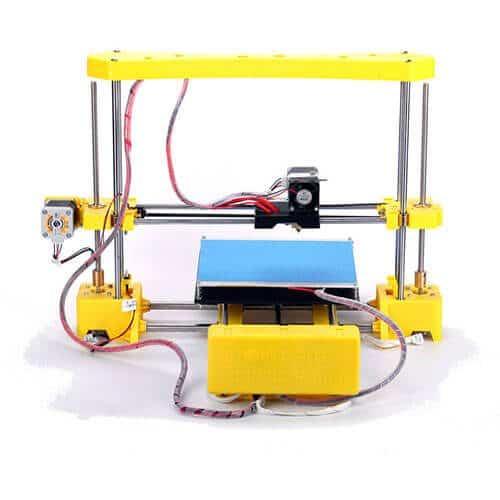 Impresora 3D CoLiDo DIY Frontal