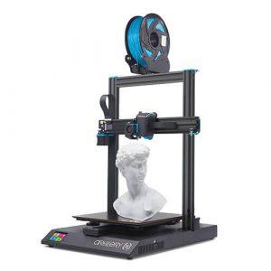 Demostración de funcionamiento de la Impresora 3D Artillery Sidewinder X1