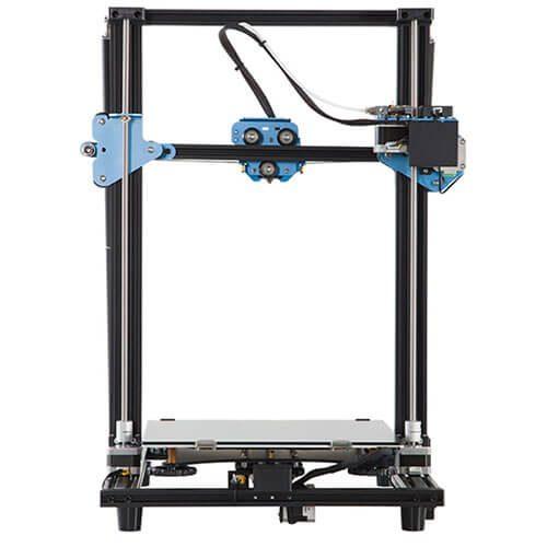 Impresora 3D Creality CR 10 V2 Frontal