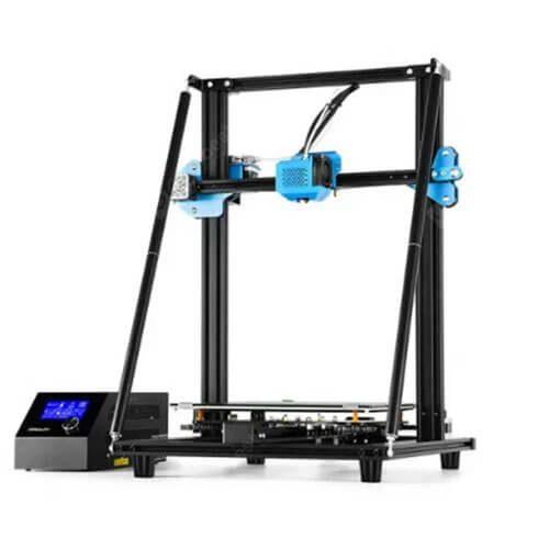 Impresora 3D Creality CR 10 V2 Lateral Izquierdo