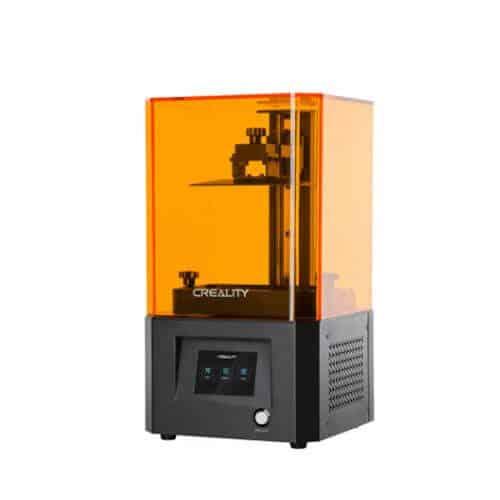 Impresora 3D Creality LD 002R Lateral Izquierdo