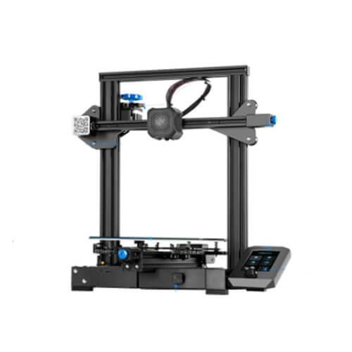 Impresora 3D Creality ender 3 V2 Frontal