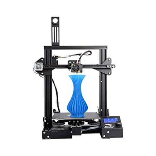 Impresora 3D creality ender 3 Pro Frontal