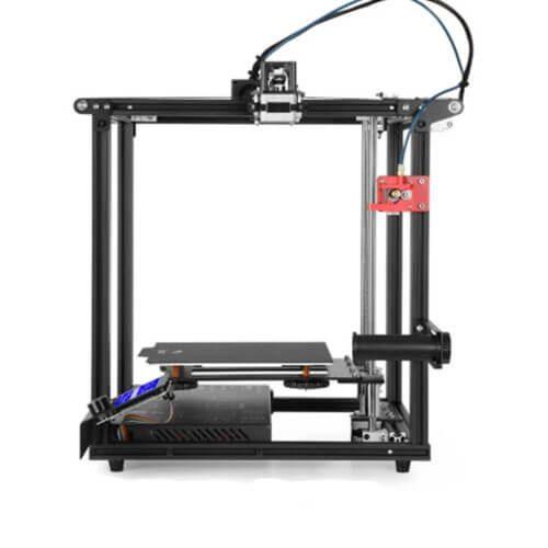 Impresora 3D Creality Ender 5 pro lateral