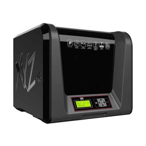 Impresora 3D da Vinci Jr wifi Pro Lateral derecho