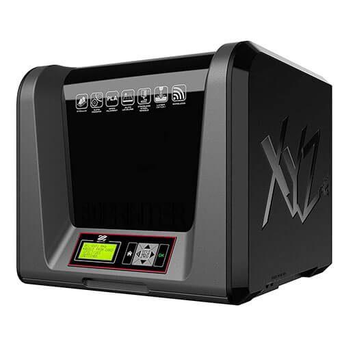 Impresora 3D da Vinci Jr wifi Pro Lateral izquierda