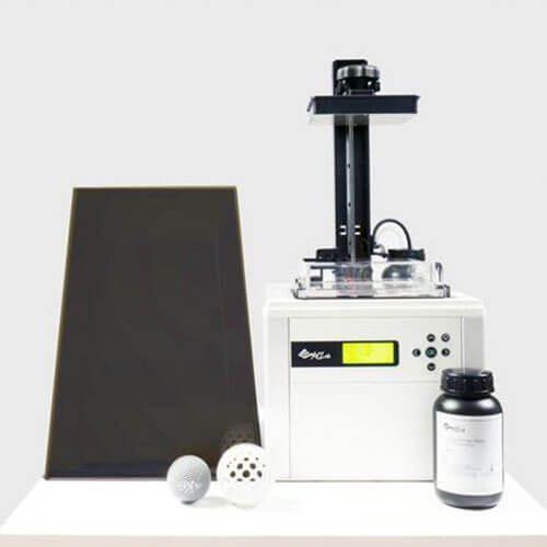 Impresora 3D da Vinci Nobel 1.0 desmontada
