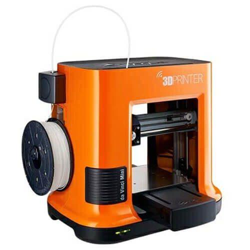 Impresora 3d xyz daVinci mint w plus