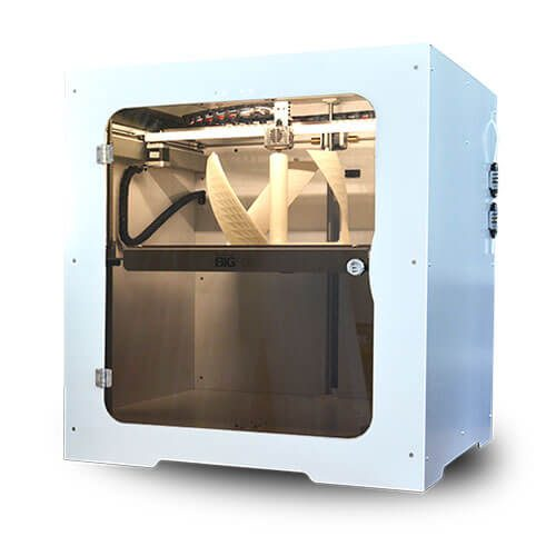 impresora 3d tumaker bigfoot 500