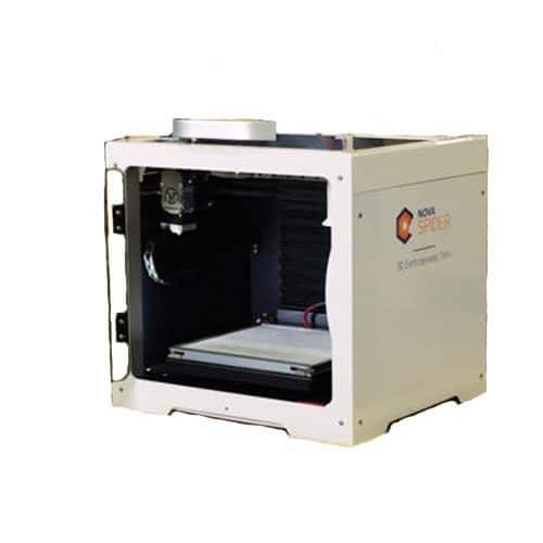 impresora 3d tumaker novaspider lateral derecho