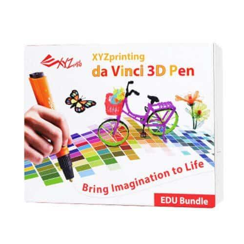 Lapiz 3d xyz edu bundle caja