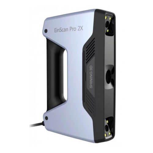 Escaner 3d Shining einscan pro 2x Lateral Derecho