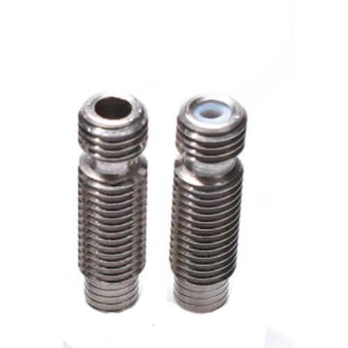 Disipador de calor bowden V6 tipos