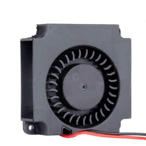 Ventilador de capa cr10 frontal