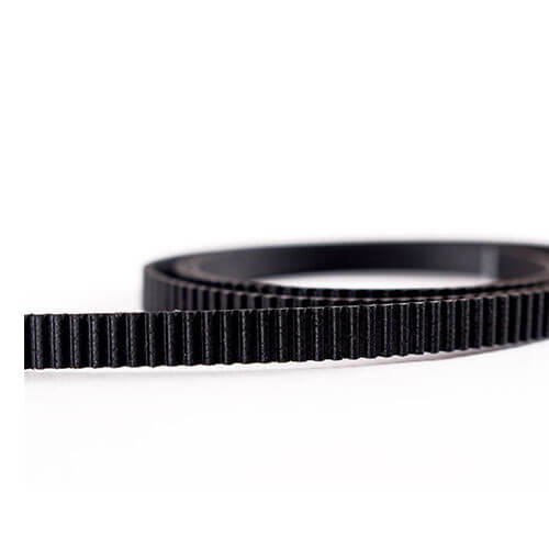 correa GT2 6mm vista ampliada