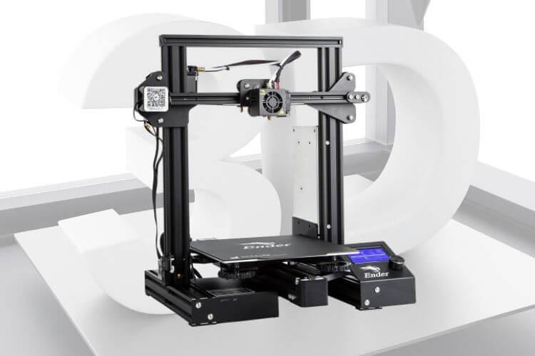 Tipo impresora 3D FDM
