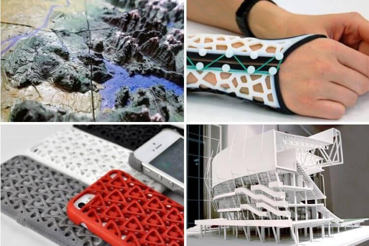 Impresión de maquetas en 3D, diferentes usos y utilidades