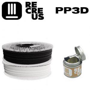 Filamento Recreus PP3D 600Gr