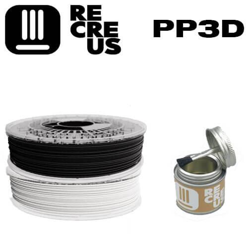 Recreus logo PP3D