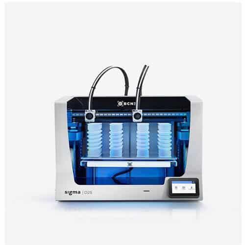 Impresora BCN3D Signa D25 Vista Frontal