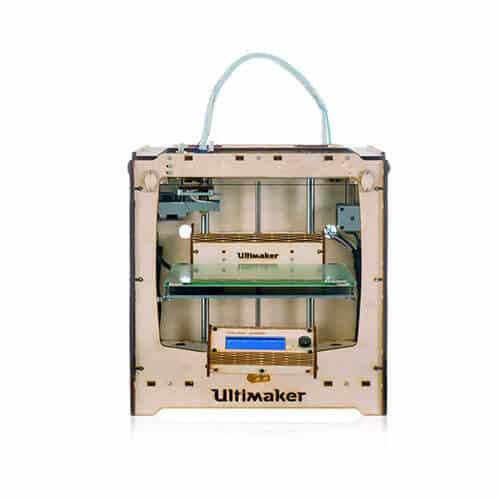 Impresora Ultimaker Original+ Vista frontal