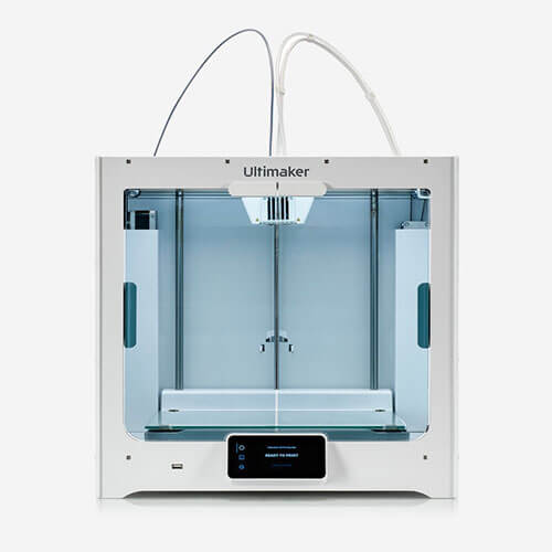 Impresora Ultimaker S3 (EU Cable) Vista frontal