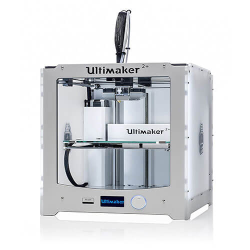 Impresora Ultimaker S3 (EU Cable) Vista Lateral Derecho