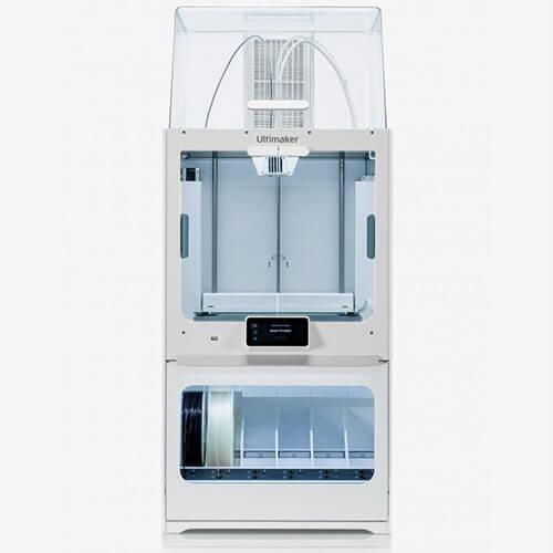 Impresora Ultimaker S5 Pro Bundle (EU) Vista Frontal