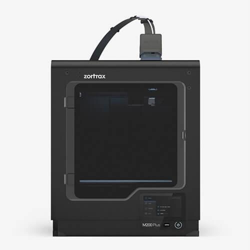 Impresora Zortrax M200 plus Vista Frontal