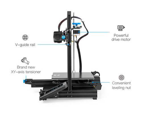 Impresora mejorada Ender 3 V2