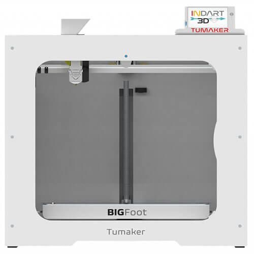 Impresora 3D Tumaker BIGFoot pro pellets 350