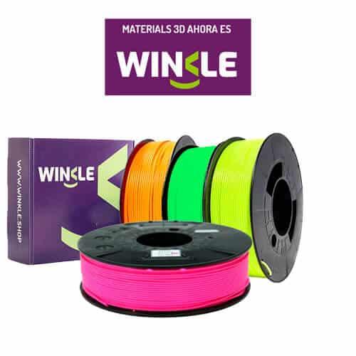 Winkle logo PLA HD Fluorescente