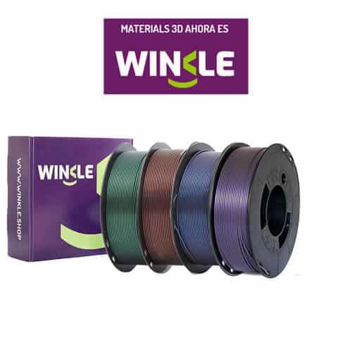 Winkle logo PLA HD interference