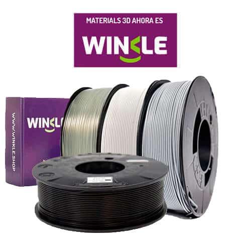 Filamento Winkle logo PLA 850