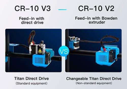 Diferencia entre impresoras 3d
