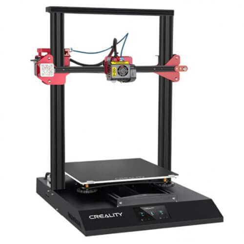 Creality CR-10 Pro V2 Vista lateral