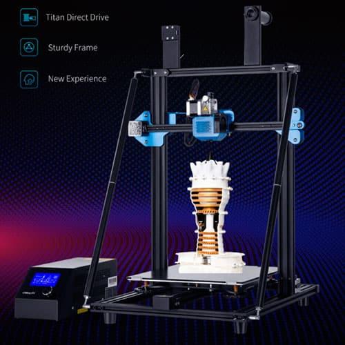 Nueva impresora 3D CR10 V3