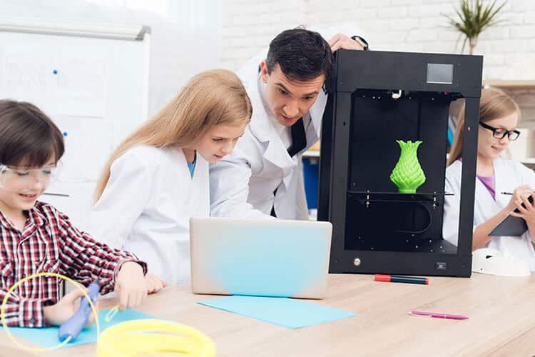En este momento estás viendo Cómo funciona una impresora 3D