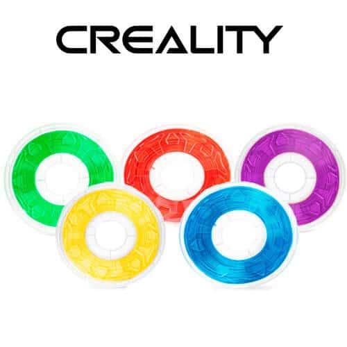 Logo filamento Creality CR Silk