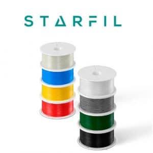 Filamento PLA STARFIL 1Kg