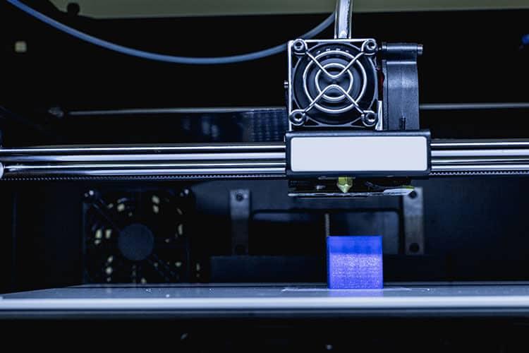 Parte mecánica impresora 3D