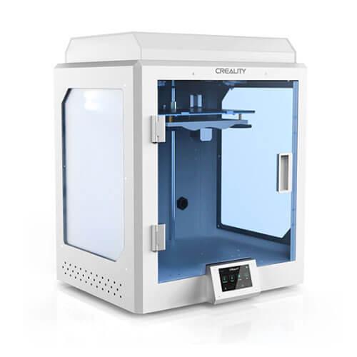 Creality CR 5 Pro H Vista Lateral Izquierda