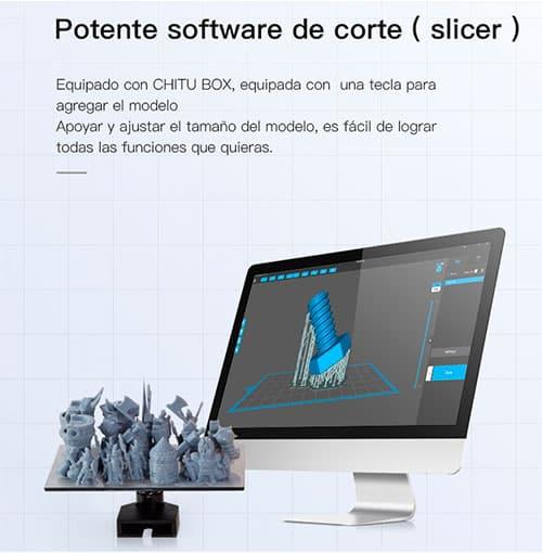 Software corte LD-002H