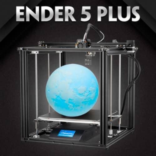 Ender 5 Plus